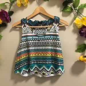 Rue 21 Cropped Tank Top